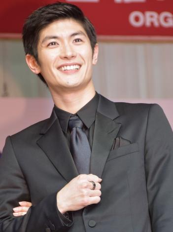 『第28回 日本ジュエリー ベストドレッサー賞』表彰式に出席した三浦春馬 (C)ORICON NewS inc.