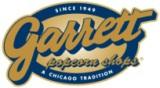シカゴ発のグルメポップコーンブランド「ギャレット ポップコーン ショップス」ロゴ