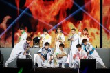初の日本武道館公演を行ったBOYS AND MEN