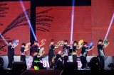 『BOYS AND MEN LIVE 2017 in 武道館 One for All, All for One』の模様