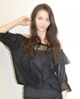 フジテレビ系連続ドラマ『嫌われる勇気』(毎週木曜 後10:00)に主演する香里奈 (C)ORICON NewS inc.