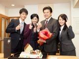 本当の家族のような雰囲気に(C)テレビ朝日