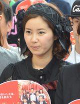ドラマ『グ・ラ・メ!』presents 夏祭りスペシャルイベントに出席した内藤理沙 (C)ORICON NewS inc.