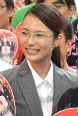 ドラマ『グ・ラ・メ!』presents 夏祭りスペシャルイベントに出席した松尾幸実 (C)ORICON NewS inc.