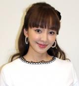 """""""姫""""から母への変化を語った神田うの (C)ORICON NewS inc."""