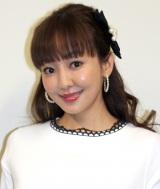 『第16回 東京国際キルトフェスティバル』でトークショーを行った神田うの (C)ORICON NewS inc.