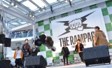 THE RAMPAGE from EXILE TRIBE メジャーデビュー記念イベントの模様 (C)ORICON NewS inc.