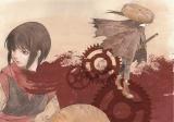 冬目景氏『黒鉄・改 KUROGANE-KAI』が『グランドジャンプ』で再始動(C)冬目景/集英社