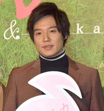 映画『ハルチカ』完成披露舞台あいさつに登壇した小出恵介 (C)ORICON NewS inc.