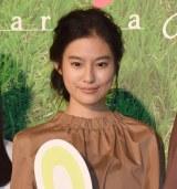 映画『ハルチカ』完成披露舞台あいさつに登壇した恒松祐里 (C)ORICON NewS inc.