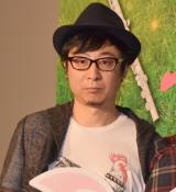 映画『ハルチカ』完成披露舞台あいさつに登壇した市井昌秀監督 (C)ORICON NewS inc.