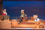 ジェラトーニが登場する新ショーがスタート!(C)Disney