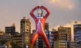 『劇場版 ウルトラマンオーブ 絆の力、おかりします!』(3月11日公開)予告編解禁。ウルトラセブンに変身(C)劇場版ウルトラマンオーブ製作委員会