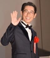 『第41回エランドール賞』授賞式に出席したディーン・フジオカ (C)ORICON NewS inc.