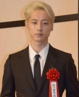 『第41回エランドール賞』授賞式に出席した坂口健太郎 (C)ORICON NewS inc.