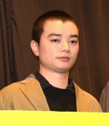 映画『LIVE FOR TODAY−天龍源一郎−』初日舞台あいさつに登壇した染谷将太(C)ORICON NewS inc.