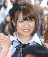元SDN48・河内麻沙美がブログで出産を報告(撮影2012年3月) (C)ORICON NewS inc.