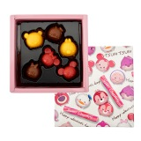 キュートな『ツムツムチョコレート』(M/1620円、S/864円)/(C)Disney