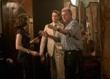 (左から)マリオン・コティヤール、ブラッド・ピット、ロバート・ゼメキス監督 (C)2016 Paramount Pictures. All Rights Reserved.