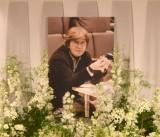 80歳で亡くなった声優の肝付兼太さんを偲ぶ会が行われた (C)ORICON NewS inc.