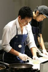 """自身初のファンイベント『市原隼人""""MEETING""""produced by .cook』より"""