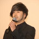ドキュメンタリー映画『MY FIRST STORY DOCUMENTARY FILM —全心—』完成披露上映会に出席したMY FIRST STORYのNob (C)ORICON NewS inc.