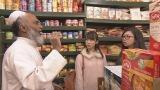 2月28日放送、NHK・Eテレ『みちたび!』より。東京・新宿のイスラム横町の店内でハラールの意味を知る(C)NHK