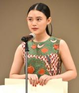 『第59回ブルーリボン賞』授賞式に出席した杉咲花 (C)ORICON NewS inc.