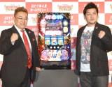 サンドイッチマン(左から)伊達みきお、富澤たけし (C)ORICON NewS inc.