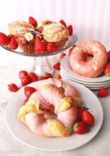 苺づくしのストロベリーフェア開催!