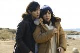 テレビ朝日系ドラマ『奪い愛、冬』第4話より。光(倉科カナ)への嫉妬からますます常軌を逸していく蘭(水野美紀)(C)テレビ朝日