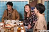 『ダウンタウンなう』出演する(左から)坂上忍、村主章枝、ホラン千秋(C)フジテレビ