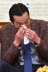 11日放送の日本テレビ系バラエティー『天才!志村どうぶつ園』(後7:00)に出演した遠藤憲一 (C)日本テレビ