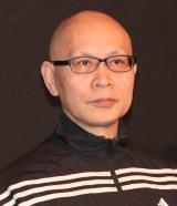 舞台『BIOHAZARD THE Experience』公開ゲネプロ後ぼ囲み取材に出席した鈴木勝秀 (C)ORICON NewS inc.