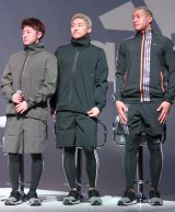 GENERATIONS from EXILE TRIBE(左から)佐野玲於、小森隼、関口メンディー (C)ORICON NewS inc.