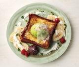 和テイストのフレンチトースト『祇園−GION−』が「アフタヌーンティー・ティースタンド」表参道店に登場