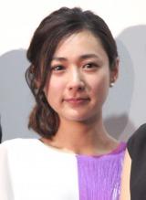 映画『ママ、ごはんまだ?』初日舞台あいさつに出席した藤本泉 (C)ORICON NewS inc.