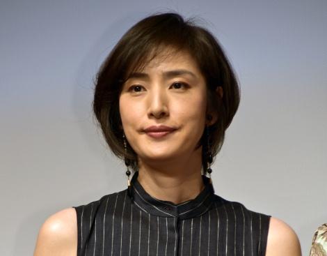 若手女優陣にエールを送った天海祐希 (C)ORICON NewS inc.