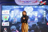 『JAPAN EXPO THAILAND 2017』に出演したPINK CRES.の夏焼雅