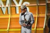 グラミー賞で「最優秀新人賞」を受賞したチャンス・ザ・ラッパー Photo by Getty Images