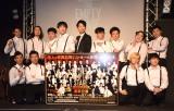 新型エンタメショー『THE EMTY STAGE JAPAN TOUR 2017』東京公演初日前の囲み取材に出席 (C)ORICON NewS inc.