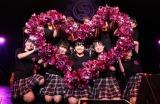(写真左から)倉島颯良、藤平華乃、日高麻鈴、山出愛子、有友緒心