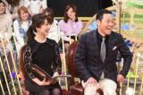 日本テレビ系バラエティ番組『1周回って知らない話』(毎週水曜 後7:00)の司会を務める(左から)