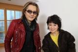 石井竜也&NOKKOが3月に初コラボ