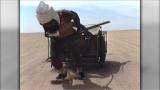 リヤカーマン・永瀬忠志がこれまで歩いた総距離は41年間で4万7000キロ以上