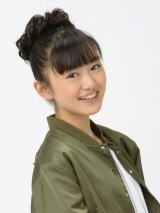 「すイエんサーガールズ」松山莉奈 2001年5月12日生まれ、東京都出身