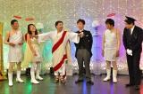 麒麟・田村裕、平成ノブシコブシ(吉村崇、徳井健太)、横澤夏子も出演(C)HBC