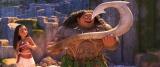 ディズニー長編アニメーション映画『モアナと伝説の海』日本版声優・尾上松也の歌声初披露。本編シーン解禁(C) 2017 Disney. All Rights Reserved.