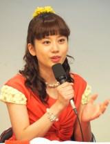 21代目うたのお姉さん・小野あつこ (C)ORICON NewS inc.