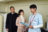 2月22日放送、テレビ朝日系ドラマ『科捜研の女』第15話にシンガー・ソングライターのKが出演。沢口靖子、内藤剛志らと共演(C)テレビ朝日